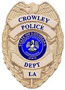 Crowley police department sexual registry